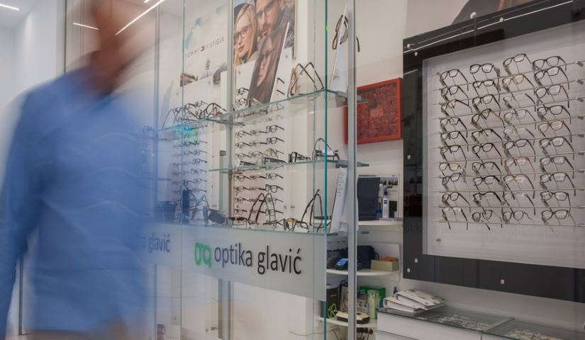 Optika Glavić